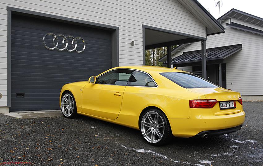 Duk3: Imola Audi A5 01