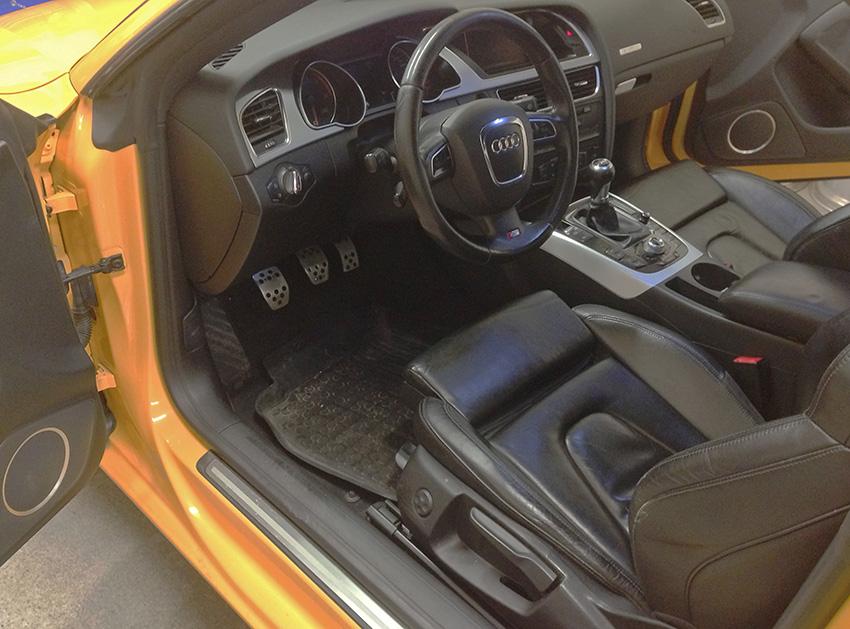 Duk3: Imola Audi A5 04