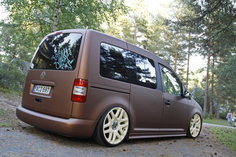 Mikko S.: VW Caddy Elämä ilmoilla - Sivu 5 _small